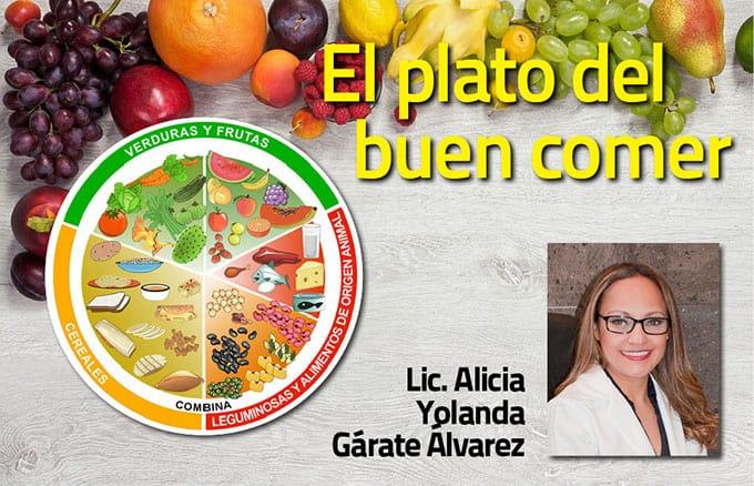 El Plato Del Buen Comer Medica Campestre