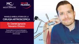 Manejo ambulatorio de la cirugía artroscópica